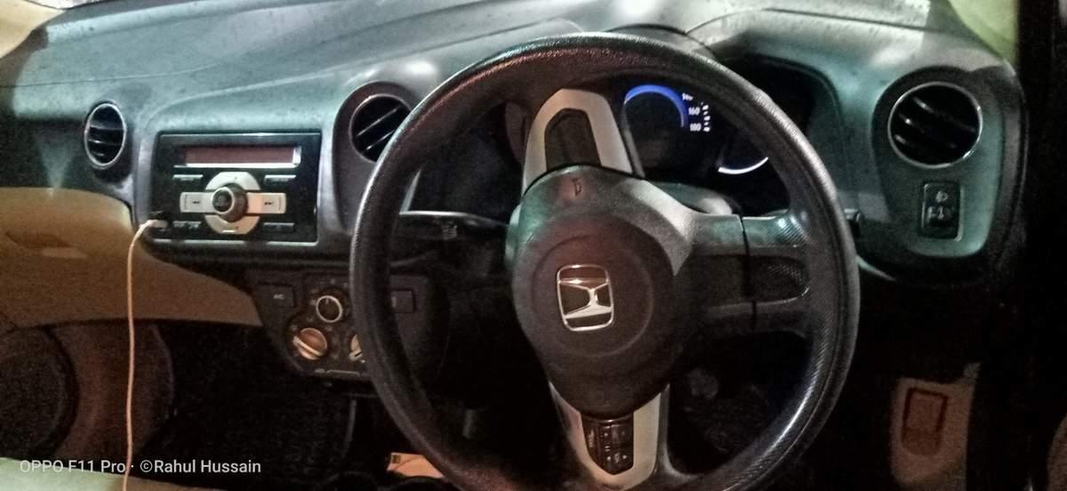 Honda Brio Front Left Rim