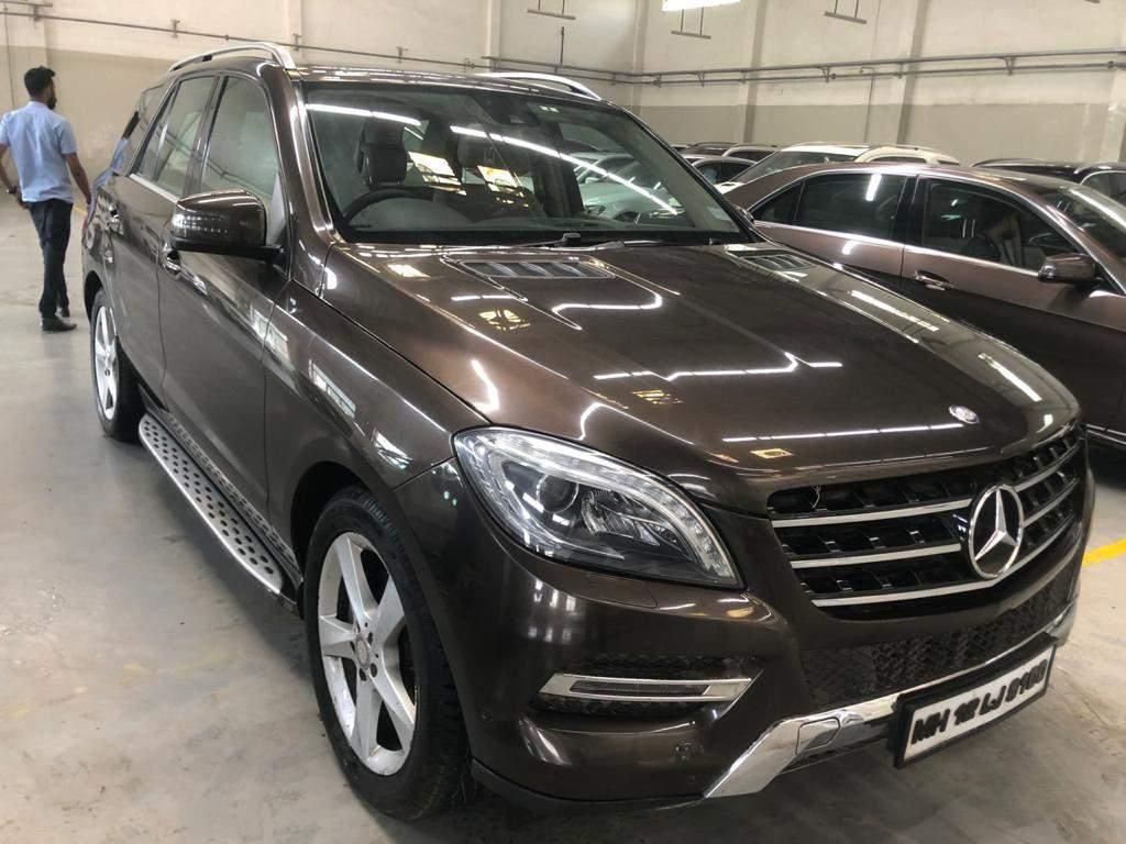 Mercedes Benz M Class Rear Left Rim