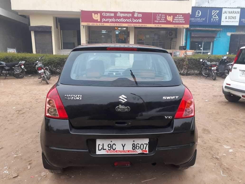 Maruti Suzuki Swift Left Side View
