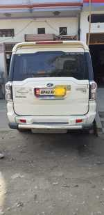 Mahindra Scorpio Rear Left Rim
