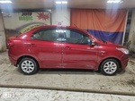 Ford Figo Aspire Rear Left Rim