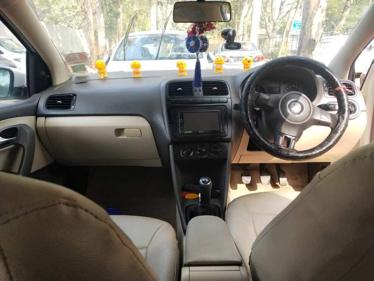 Volkswagen Vento Front Left Rim