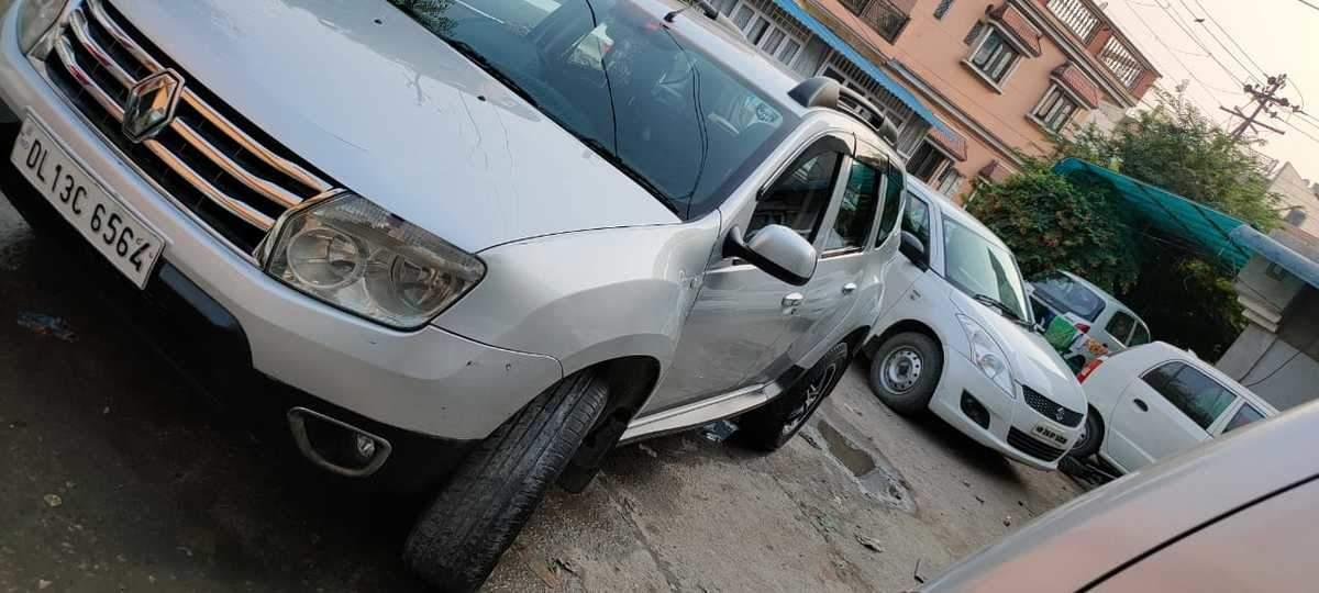 Renault Duster Rear Left Rim