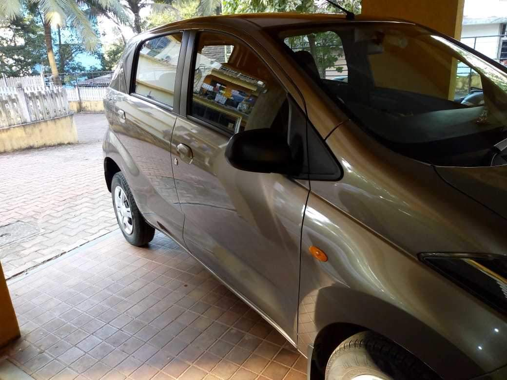 Datsun Redi Go Left Side View