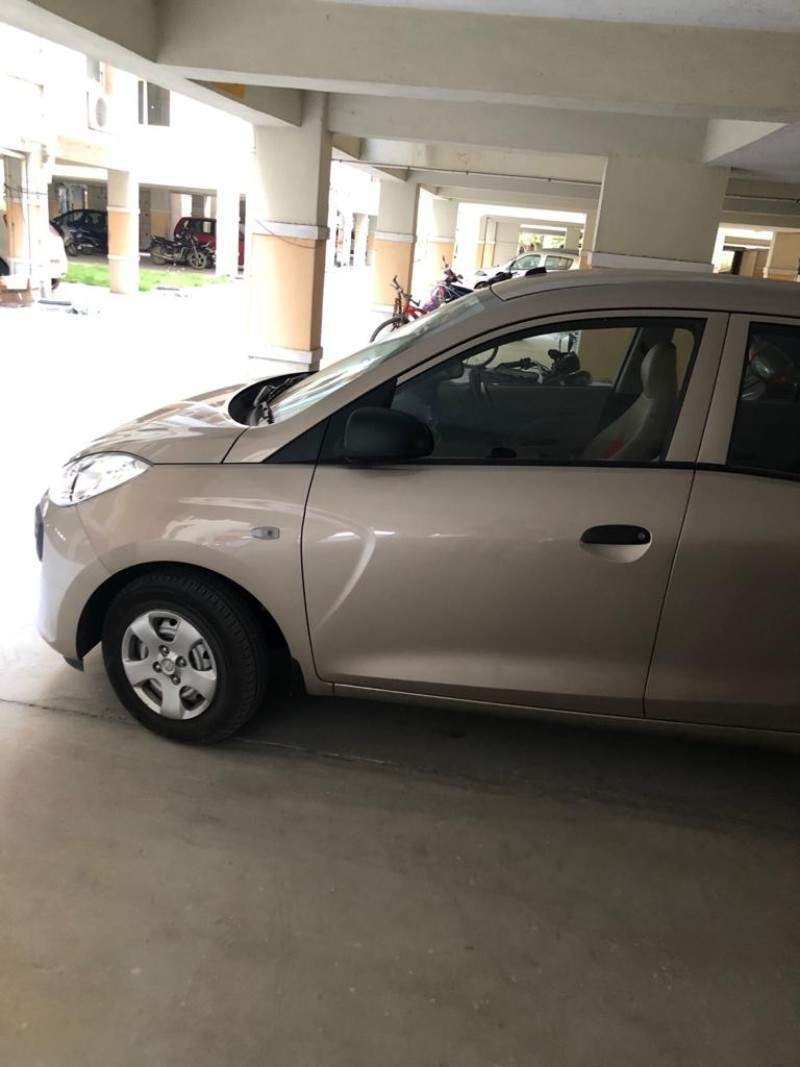 Hyundai New Santro Rear Right Rim