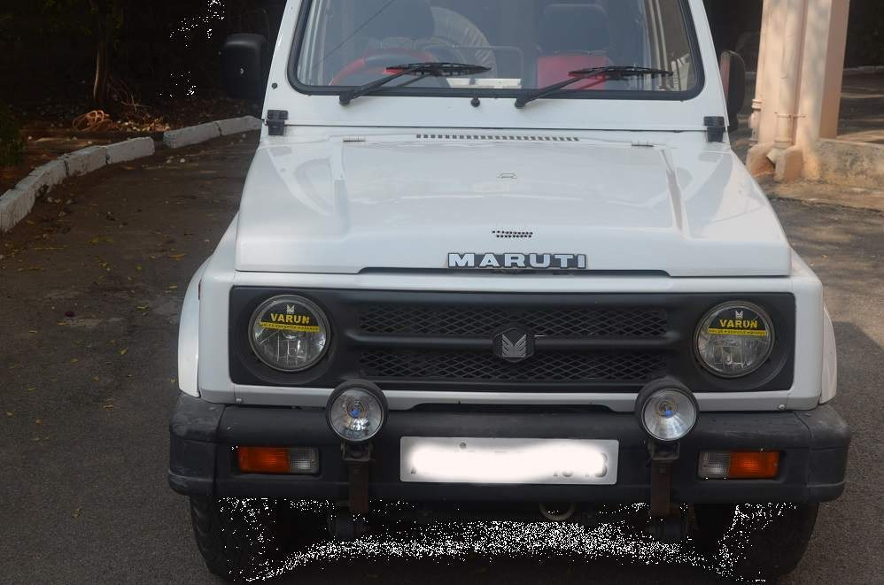 Maruti Suzuki Gypsy Rear Left Rim