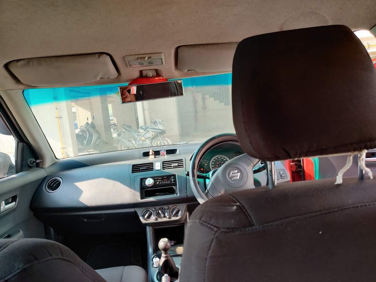 Maruti Suzuki Swift Rear Left Rim