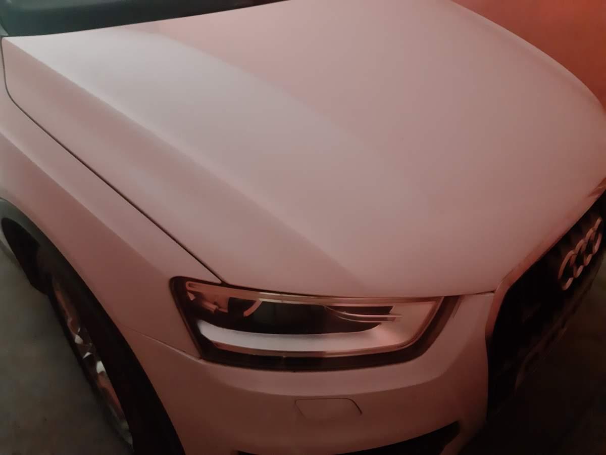Audi Q3 Front Right Rim