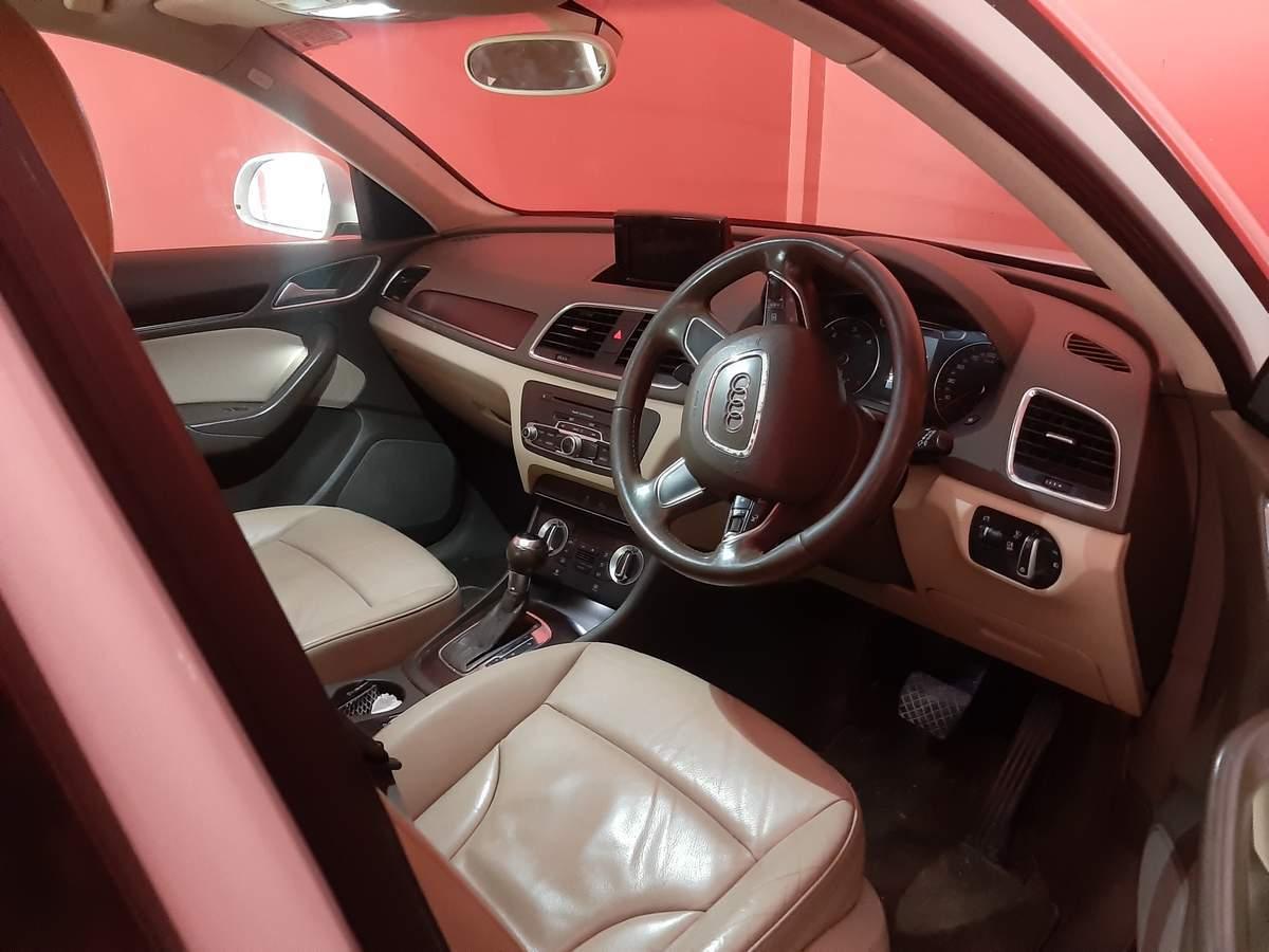Audi Q3 Rear Left Rim