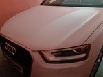 Audi Q3 Rear Right Side Angle View