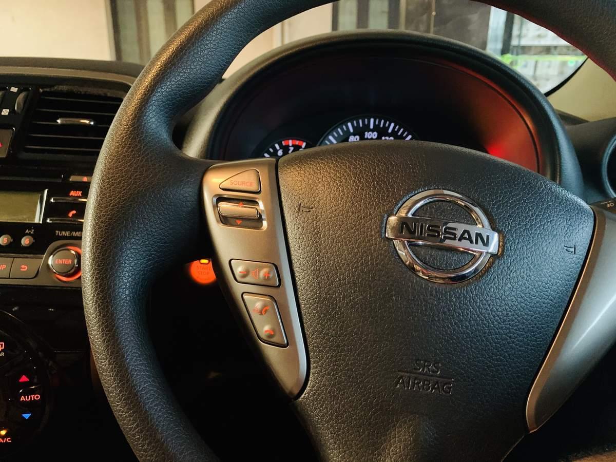 Nissan Micra Hood Open View