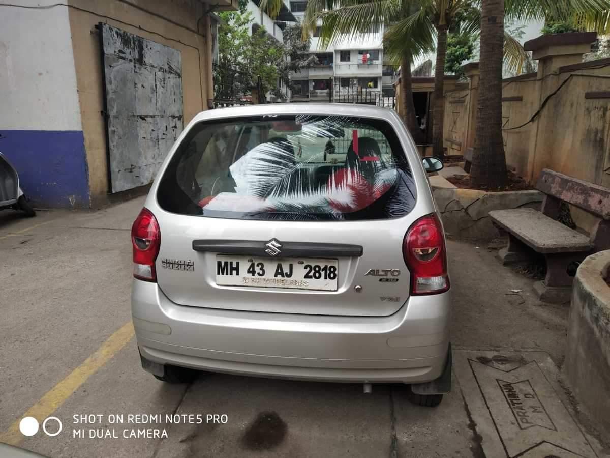 Maruti Suzuki Alto K10 Front Left Rim
