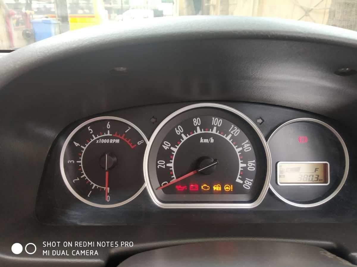 Maruti Suzuki Alto K10 Rear Left Side Angle View