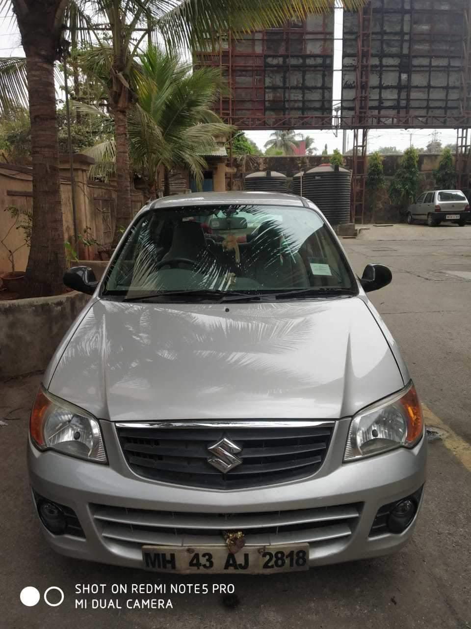 Maruti Suzuki Alto K10 Rear Right Rim