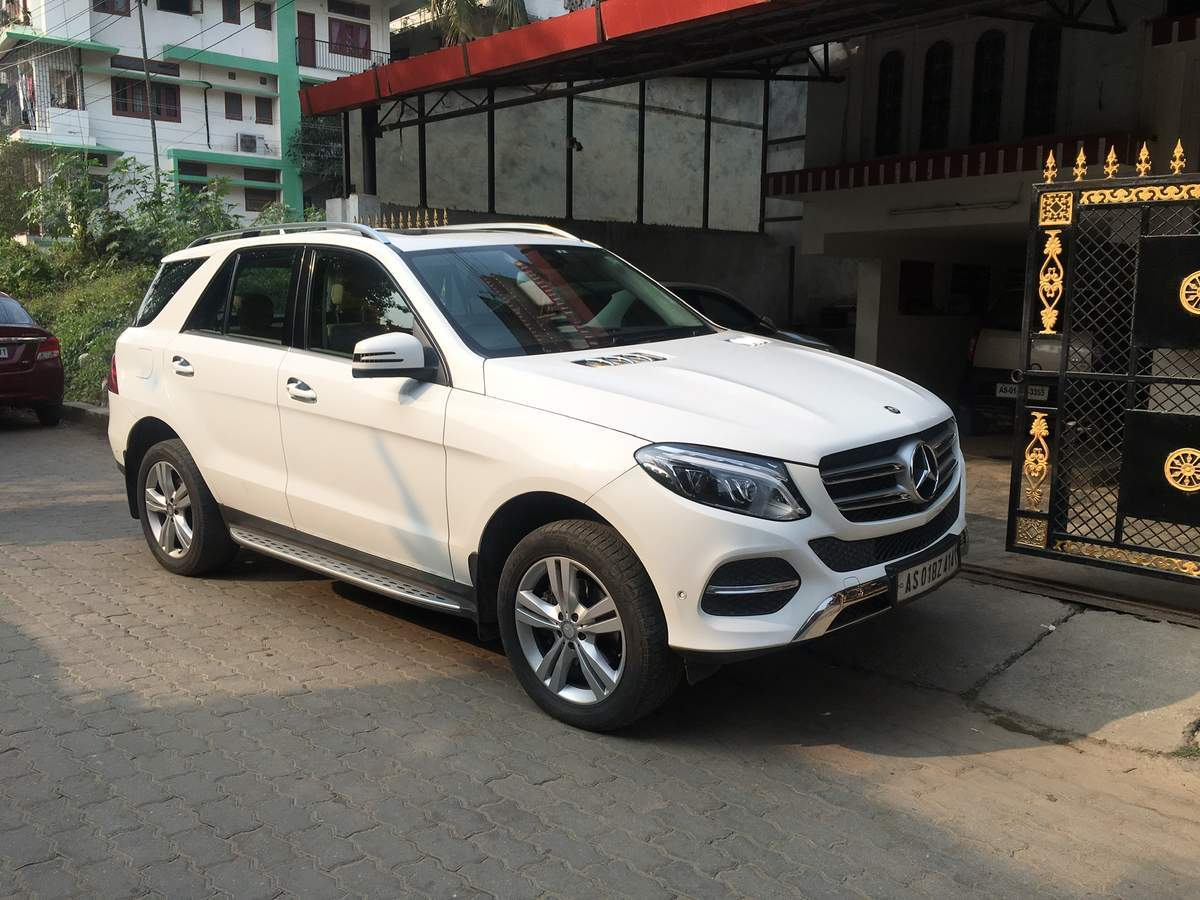Mercedes Benz Gle Class Front Right Rim