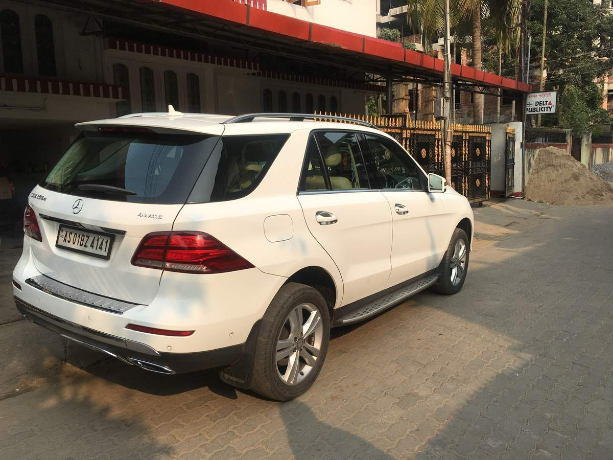 Mercedes Benz Gle Class Spare Tyre