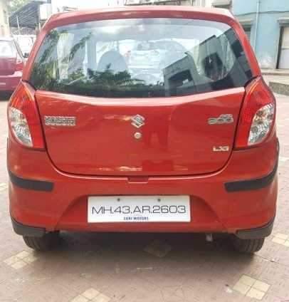 Maruti Suzuki Alto 800 Left Side View