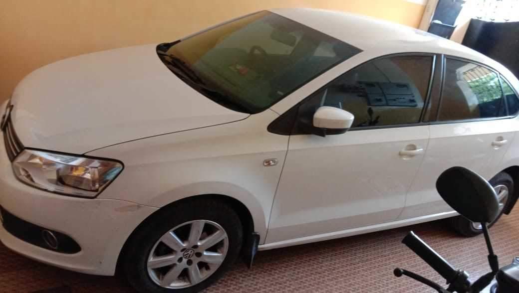 Used Volkswagen Vento Highline Diesel In Pondicherry 2012 Model India At Best Price Id 43237