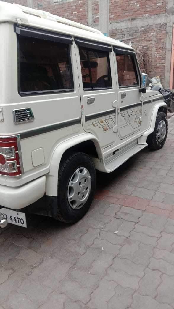 Mahindra Bolero Left Side View