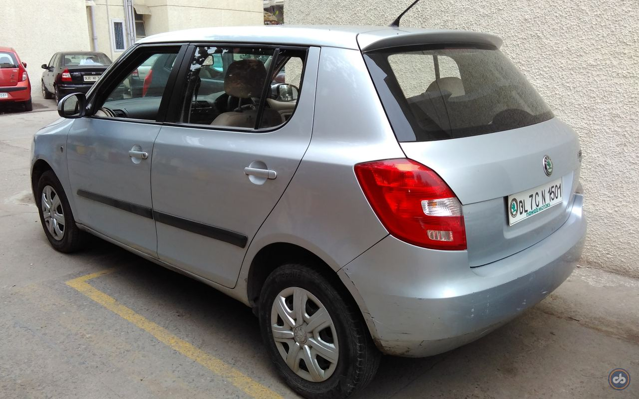 used skoda fabia 1 2 active petrol in east delhi 2011 model india at best price id 4342 ndtv. Black Bedroom Furniture Sets. Home Design Ideas