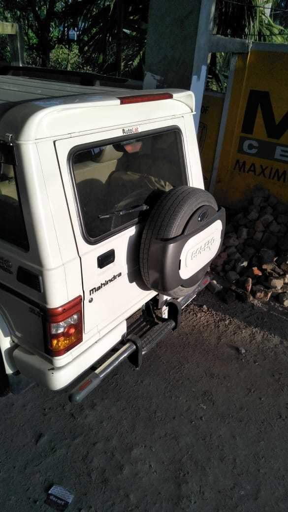 Mahindra Bolero Rear View