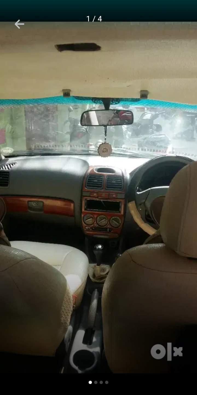 Hyundai Accent Front Left Rim
