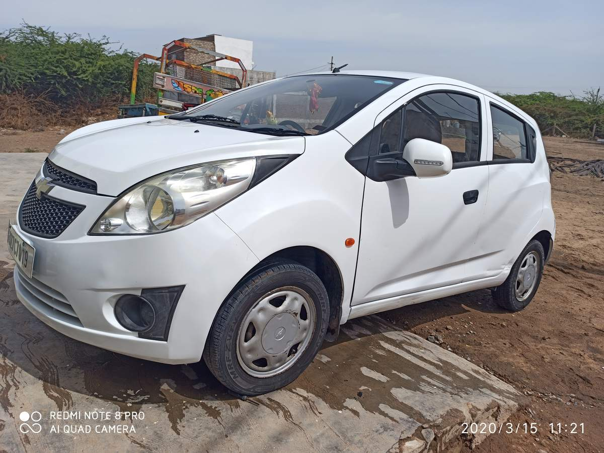 Used Chevrolet Beat Tcdi In Ahmedabad 2012 Model India At Best