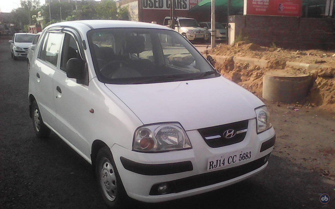 Used Hyundai Santro Xing Xl In Jaipur 2006 Model  India At