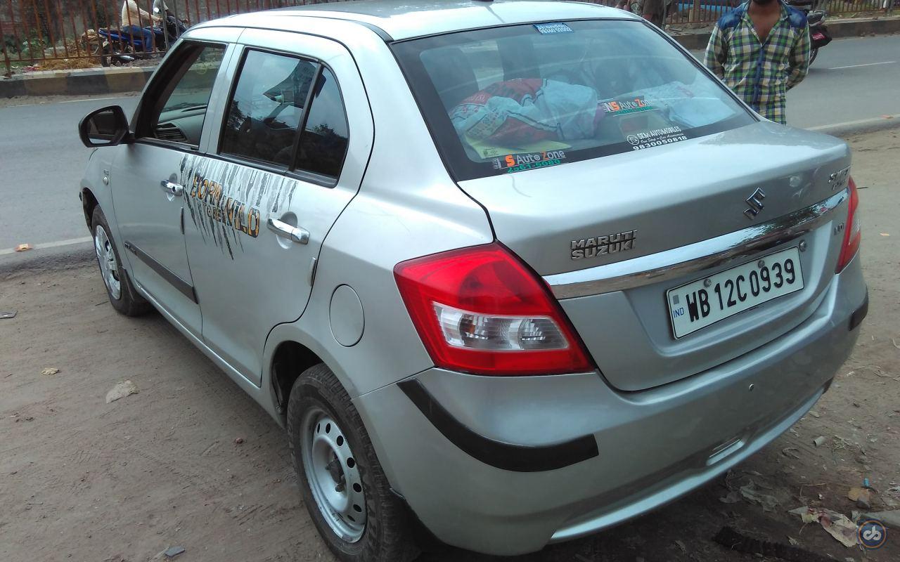 Used Maruti Suzuki Swift Dzire Ldi In North 24 Parganas
